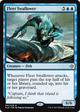 Fleet Swallower Ixalan Magic the Gathering