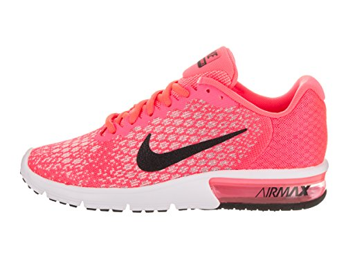 Nike Sequent Pink 2 Multicolore Chaussures Running de Max WMNS Femme Air wqwrxAaOZ