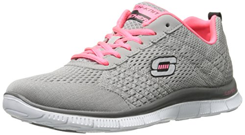 Da Appeal Choice Donna Flex Sneakers Grigio Skechers lgcl nbsp;obvious 4vXxaqnnw