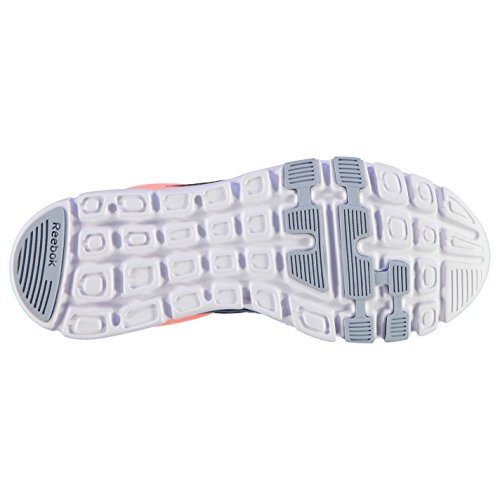 Reebok Yourflex train 9Baskets pour femme Nvy/corail/GRY Sneakers Chaussures de sport