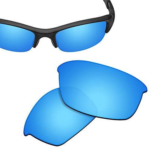 - New 1.8mm Thick UV400 Replacement Lenses for Oakley Flak Jacket - Options