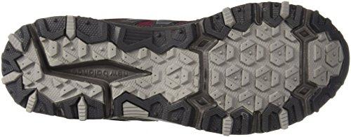 New Balance Men's MT410v5 Cushioning Trail Running Shoe, Oxblood, 7.5 D US by New Balance (Image #3)