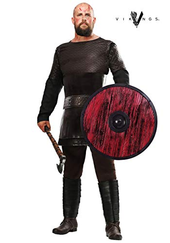 Adult Vikings Character Costume Men's Ragnar Lothbrok Costume Small Brown - http://coolthings.us