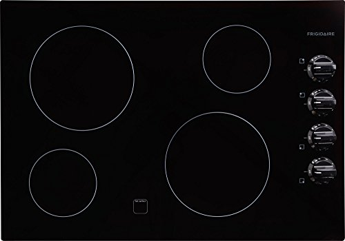 "Frigidaire FFEC3024LB 30"" Electric Cooktop Black"
