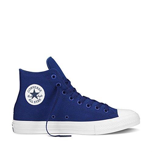 Converse 150143c, Scarpe da Ginnastica Unisex – Adulto Blu (Sodalite Blue)