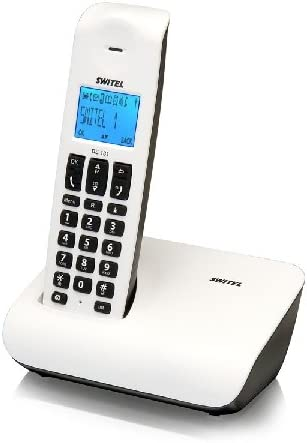 Switel De 181 Cordless Dect Digital Cordless Phone Set Elektronik