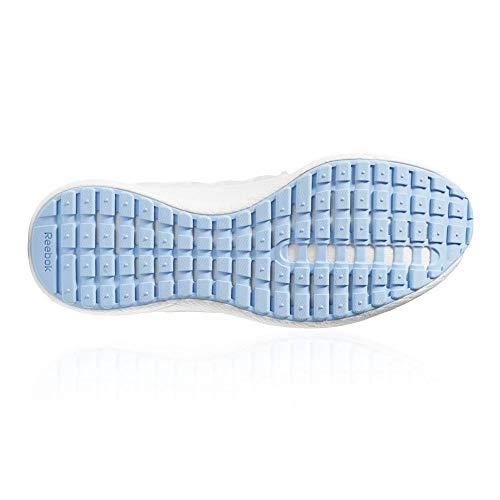 Chaussures White denim Glow Reebok Run Floatride Grey Flexweave true Femme qHRWwqdXC