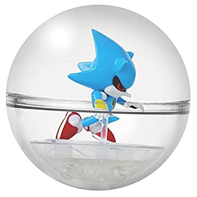 Sonic The Hedgehog Sonic Booster Sphere Metal Sonic Action Figure: Toys & Games