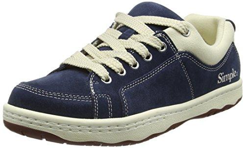 Simple OS - Herren Sneakers Blau (Navy 410)