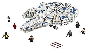 LEGO Star Wars Kessel Run Millennium Falcon 75212 Building Kit 1414 pieces