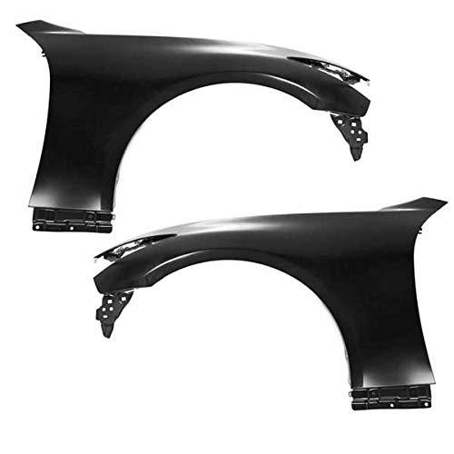 Partomotive For Front Fender Quarter Panel 08-13 G37 & 14 Q60 Coupe/Convertible SET PAIR