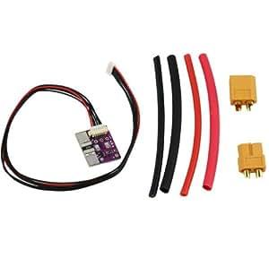 APM2.5 APM2.52 DIY APM Power Module Current/voltage XT60 Connectors ARDUPILOT APM 2.5.2 2.6