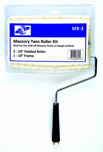 Magnolia Brush MK-3 3 Piece Masonry Kit (Case of 6)