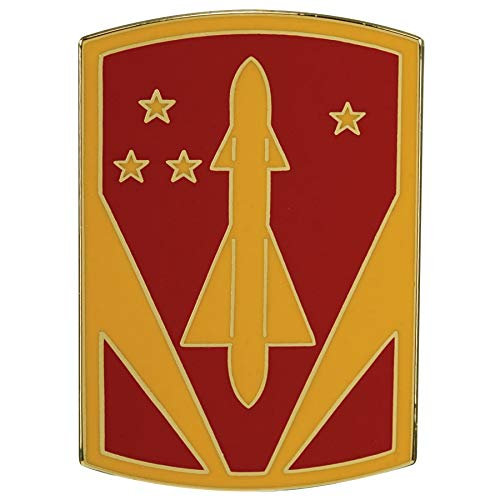 Medals of America 31st Air Defense Artillery Brigade Enamel CSIB Multicolored L