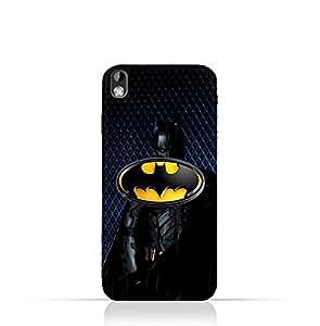 HTC Desire 816 TPU Silicone Protective Case with Batman Design