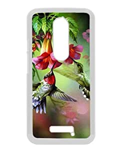 Unique Motorola Moto X 3rd Generation Case ,Hot Sale And Popular Designed Case With Hummingbird Painting White Moto X 3rd Gen Skin Cover Great Quality Phone Case