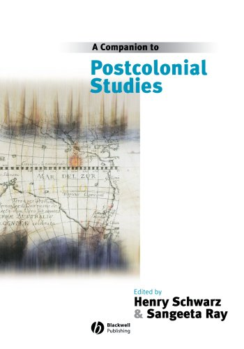 Companion to Postcolonial Studies