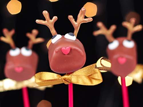 Marshmallow Reindeer ()