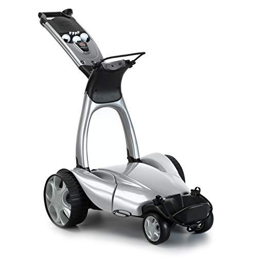 Stewart X9 Follow Cart, Silver