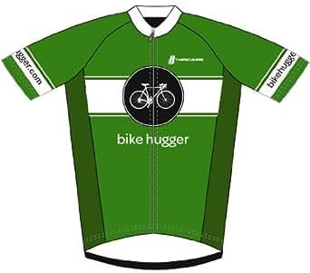 Bike Hugger Jersey - Neo Retro (Womens Medium Race Cut)