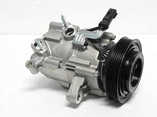 A//C Compressor Compatible with 2006-2008 Jeep Liberty 3.7L V6 VIN K MFI Electronic Naturally Aspirated