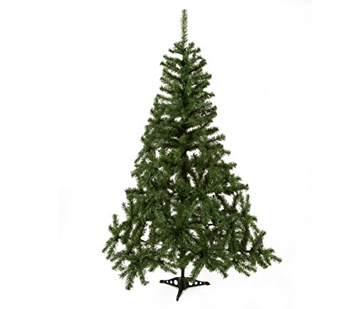 Spruce Christmas Trees - GOJOOASIS 5' Artificial Christmas Tree Premium Spruce Hinged Eco-Friendly Xmas Pine Tree Green