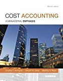 img - for Cost Accounting (Hardcover - Revised Ed.)--by Charles T. Horngren [2014 Edition] ISBN: 9780133428704 book / textbook / text book