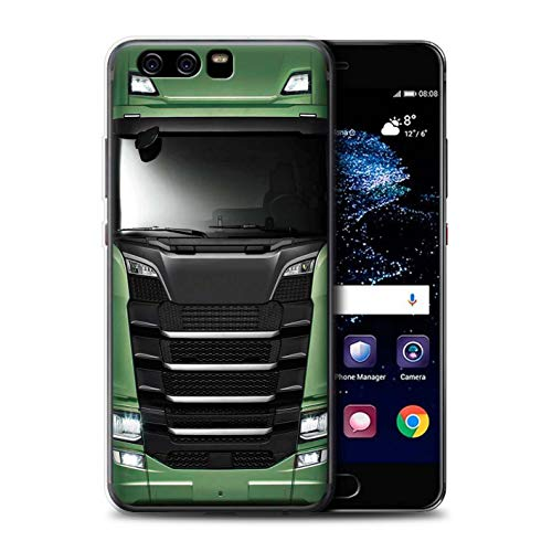 STUFF4 Phone Case/Cover for Huawei P10 / HGV Euro Truck for sale  Delivered anywhere in Canada