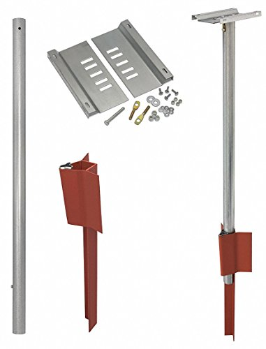 Tapco 20-S V-Loc Single Mailbox Support System Kit