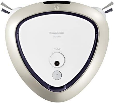 파 나 소닉 로봇 청소기 RULO (ル?ロ) 클리어 화이트 MC-RS810-W / Panasonic Robot Vacuum Cleaner RULO Clear White MC-RS810-W