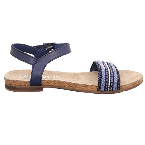 5 28 Sandals 5 Women's 802 28101 Fashion 802 Oliver 802denim xZnAS5qg