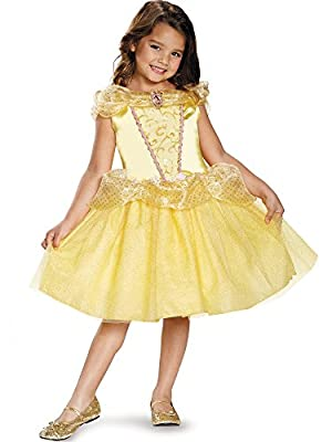 Disguise Belle Classic Disney Princess Beauty & The Beast Costume