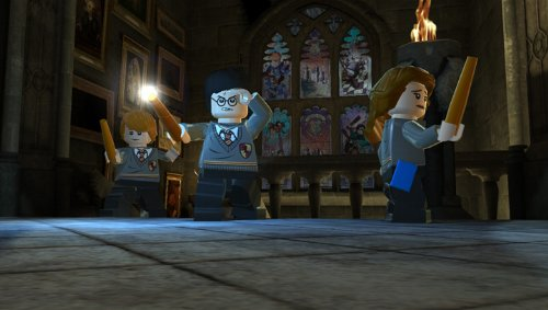 Buy Lego Harry Potter Years 5 7 Ps3 Online At Low Prices