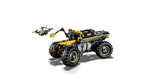 LEGO- Technic Volvo Ruspa gommata ZEUX, Multicolore, 42081 5 spesavip