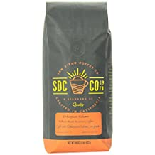 San Diego Coffee Ethiopian Sidamo, Whole Bean Roasted Coffee, 16 oz