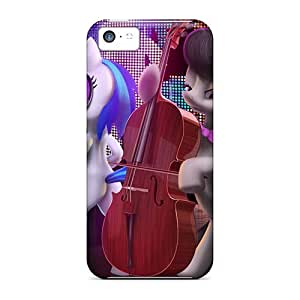 Fashionable Style Case Cover Skin For Iphone 5c- On Stage