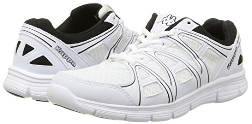 Mode Ville Chaussures Mesh Blanc Ulaker Kappa Org black Marine white wqUpOvX
