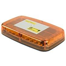 Blazer International Trailer & Towing Accessories C4855AW Mini LED Warning Light Bar