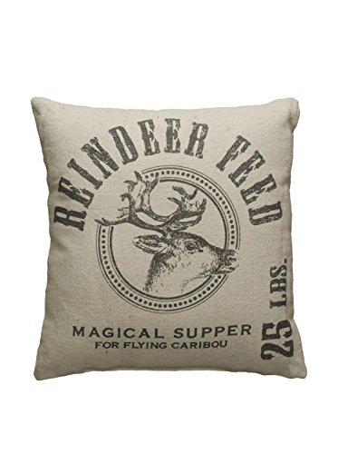 Reindeer Feed Pillow, 15