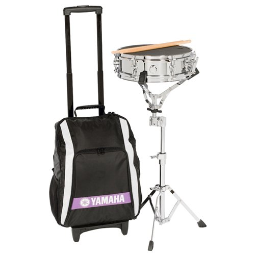 Student Drum Kits (Yamaha Student Snare Drum Kit with Backpack and Rolling Cart)