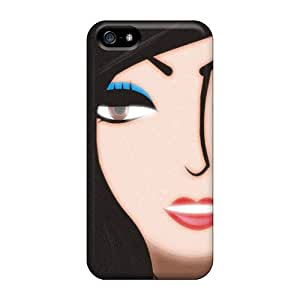Shopfavor Case Cover For Iphone 5/5s Ultra Slim XPdJl4112noJRY Case Cover