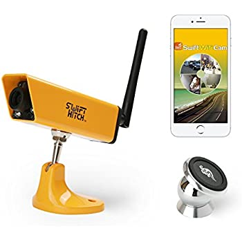 41vd73tP1LL._SL500_AC_SS350_ amazon com pyle waterproof wireless hd backup camera, night Trailer Wiring Diagram at edmiracle.co