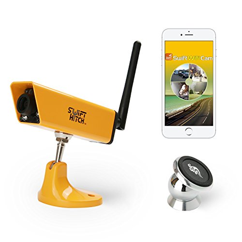- SWIFT HITCH SH04 Portable Wireless Wi-Fi Camera