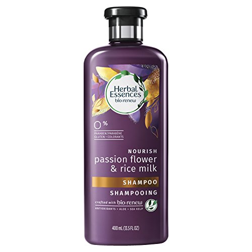 Herbal Essences Passion Flower & Rice Milk Shampoo, 13.5 Fluid Ounce (Blue Hait)