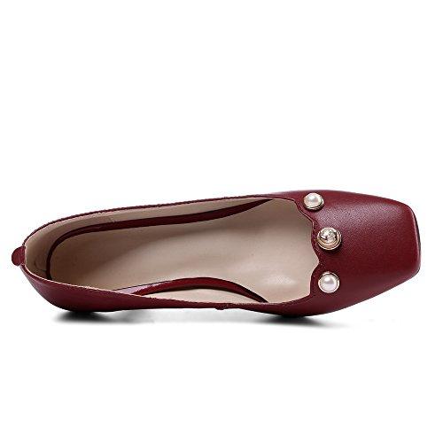 Nine SevenPumps Heels - Zapatos de Tacón mujer granate