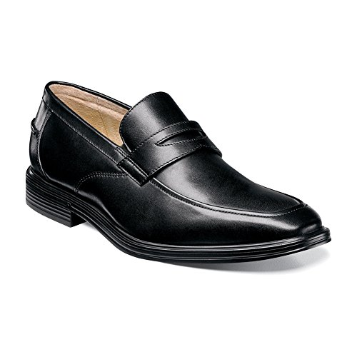 Florsheim Heights Penny Slip Black On Men's SPrqWS