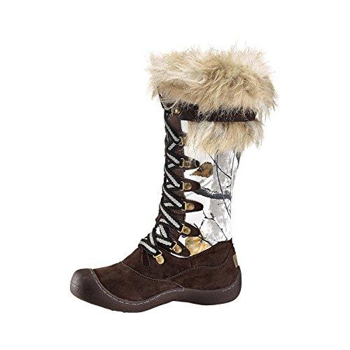 Legendary Whitetails Women's Arctic Snow Boots Brown 9 by Legendary Whitetails (Image #2)