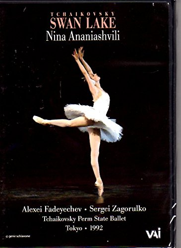 Tchaikovsky: Swan Lake [DVD Video] (Best Swan Lake Performance)