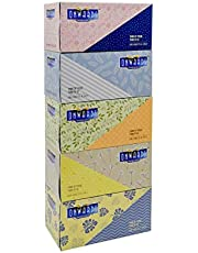 Onwards Facial Tissue, 2 PLY, 200ct ,(Pack of 5)
