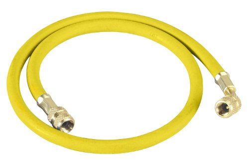 Robinair (68136A) Enviro-Guard Hose with 45° Quick Seal Fittings - 36